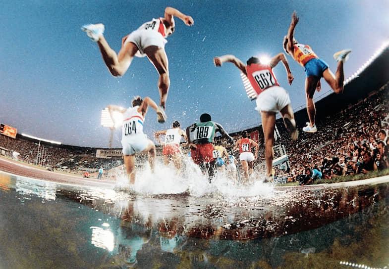 За 14 дней соревнований спортсмены со всех пяти континентов установили 74 олимпийских, 39 европейских и 36 мировых рекордов