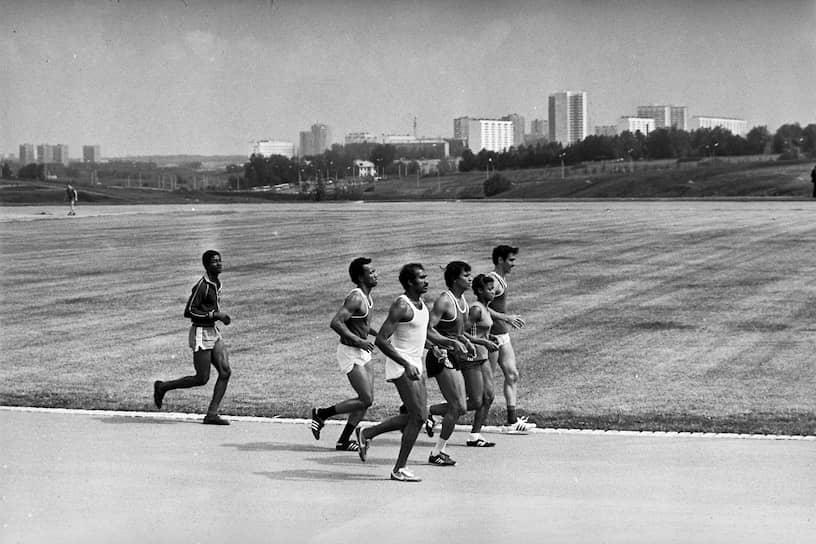 Впервые в истории в Олимпиаде приняли участие спортсмены из Анголы, Ботсваны, Иордании, Лаоса, Мозамбика и с Сейшельских островов (на фото)