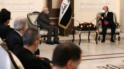 Визит на скорость  / Глава МИД Ирана успел побывать в Багдаде перед отъездом иракского премьера в Саудовскую Аравию