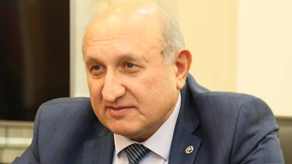 Глава контрольно-счетной палаты Ингушетии Мустафа Белхороев