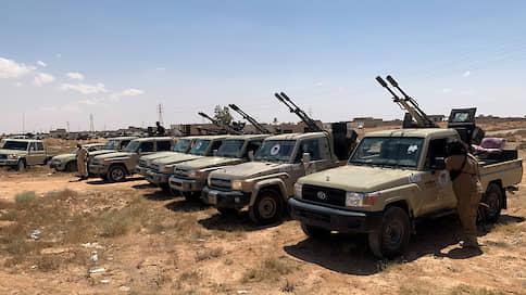 Битва за Сирт увязла в переговорах  / Дипломаты ищут компромисс для прекращения огня в Ливии