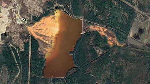 На Урале текут «кислотные реки»