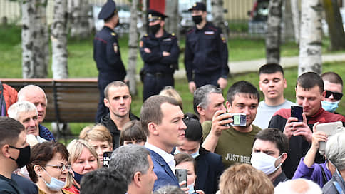 «На край смотрит вся страна!»  / Врио губернатора Михаил Дегтярев о том, как и чем он воздействует на хабаровчан