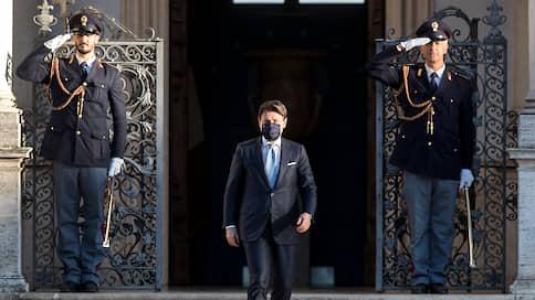 Италия продолжит жить чрезвычайно  / Режим ЧС на Апеннинах сохранится до середины осени