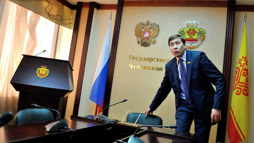 Депутат Чебоксарского городского собрания Дмитрий Евсеев