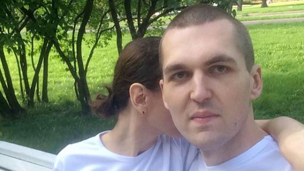 Энди Картрайт с женой