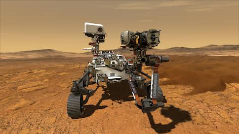 NASA поищет следы жизни на Марсе