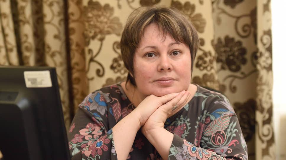 Президент благотворительного фонда «Волонтеры в помощь детям-сиротам» Елена Альшанская