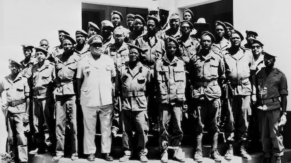 После свержения Амани Диори власть в Нигере перешла к Высшему военному совету