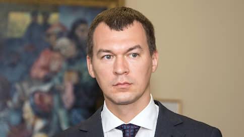 Десять лет для Дегтярева  / Ценз оседлости для кандидатов в хабаровские губернаторы может не пройти