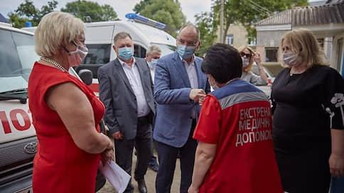 Слава на карантине // Запад Украины обвинил Киев в политизации эпидемиологических ограничений