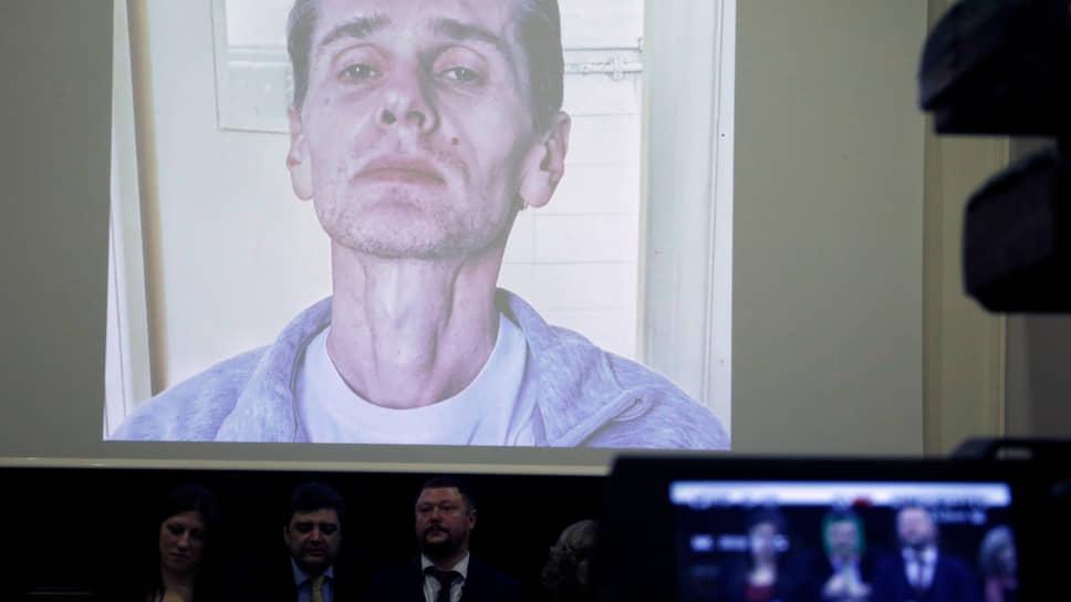 Обвиняемый в махинациях с криптовалютой Александр Винник