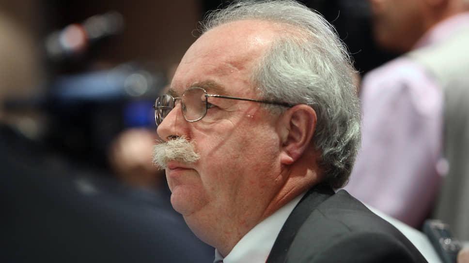 Погибший в авиакатастрофе глава нефтяной компании Total Кристоф де Маржери