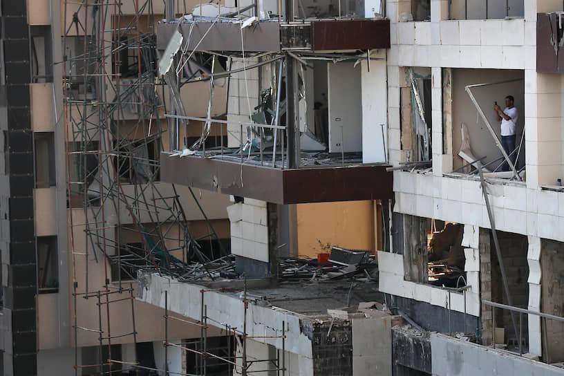Причиной взрыва власти назвали детонацию 2,7 тыс. тонн конфискованной таможенными службами несколько лет назад аммиачной селитры