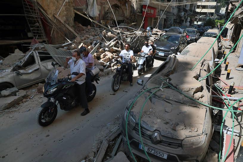 МЧС России в рамках гуманитарной акции развернет в Бейруте мобильный госпиталь для пострадавших от взрыва
