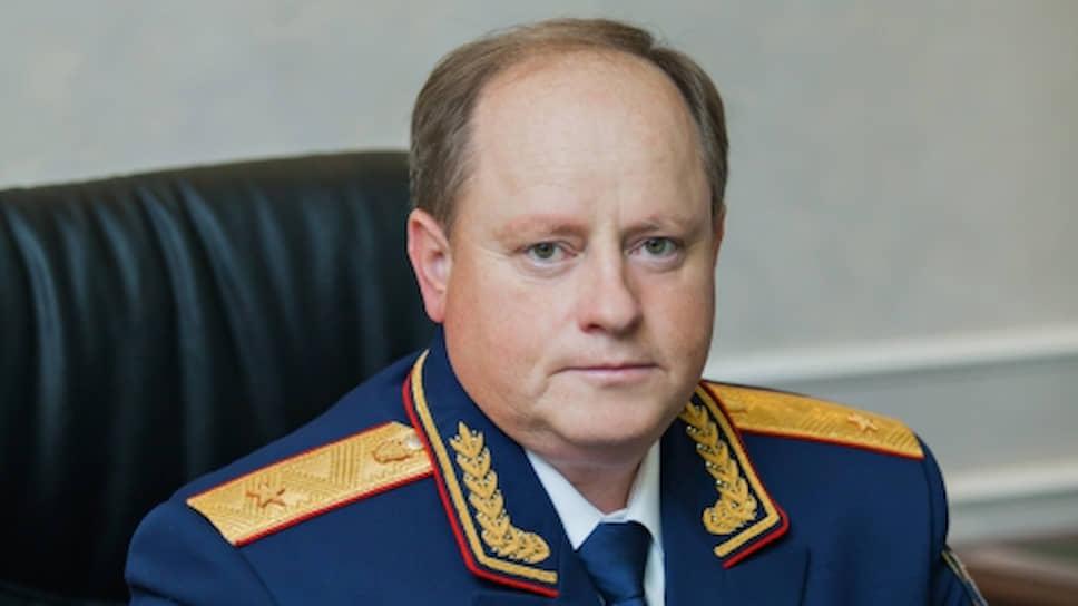 Дагестанскому следствию подобрали орловского генерала