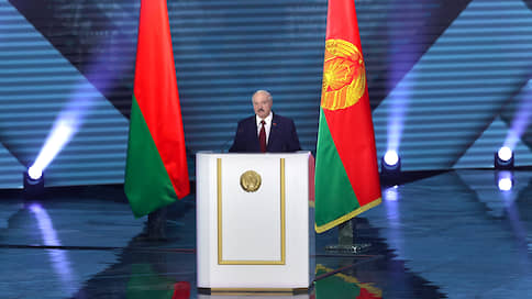 «Все стрелы ядовитые, ковидные, направлены против Лукашенко» // Президент Белоруссии предостерег сограждан почти от всего