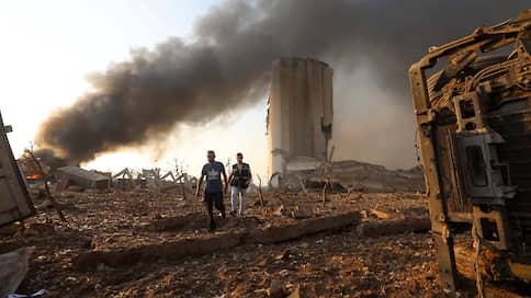 «Бейрут плачет» / В результате взрывов в порту столицы Ливана погибли более 100 человек
