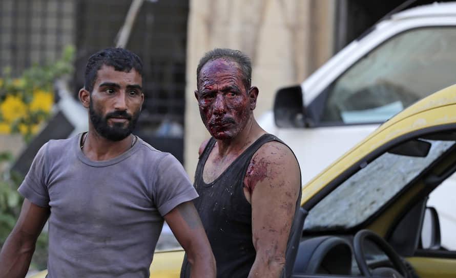 Первоначальная версия о взрыве склада пиротехники также была опровергнута. По словам главы службы общей безопасности Ливана, генерала Аббаса Ибрагима, инцидент связан с другими взрывчатыми веществами