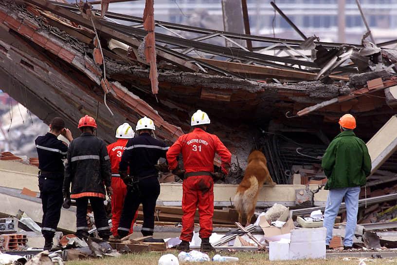 По данным следствия, взрыв в районе Тулузы произошел из-за небрежного хранения химикатов