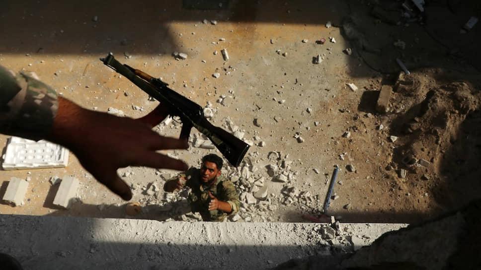 сирийская национальная армия (1 фото)