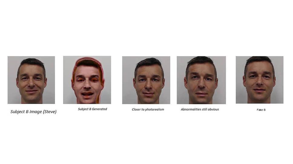 Как исследователи McAfee обманули систему распознавания лиц
