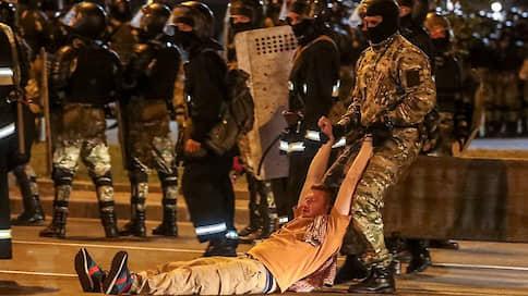 Протесты в Белоруссии после выборов президента  / Тысячи людей вышли на улицы по всей стране