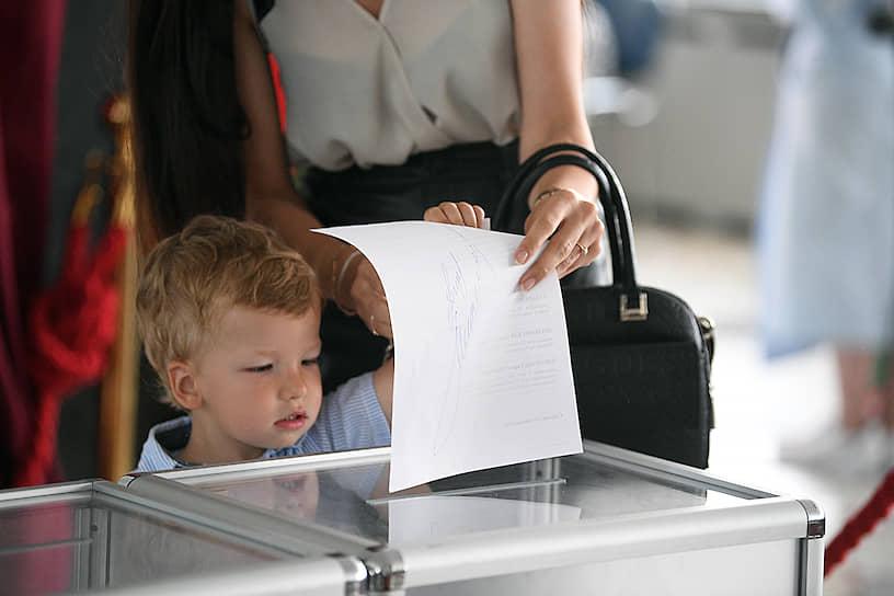Число избирателей в Белоруссии составляет около 6,8 млн