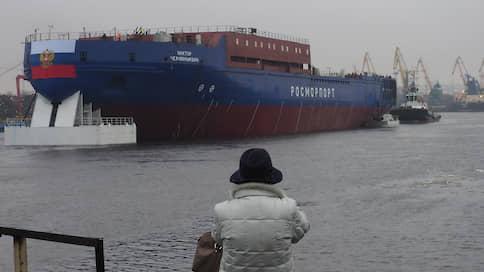 «Виктору Черномырдину» назначили место работы  / Ледокол будут сдан осенью для эксплуатации на Балтике
