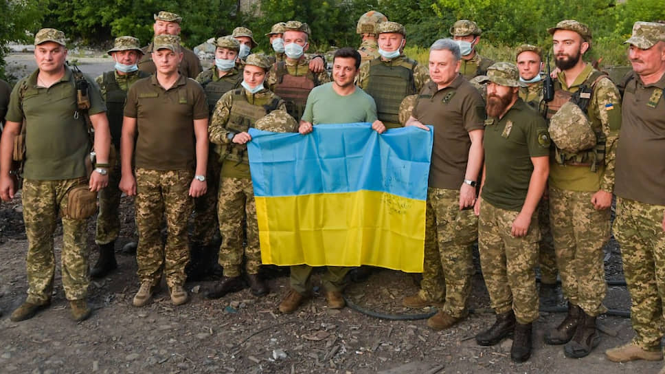 Как власти Украины разработали «концепцию правосудия» для неподконтрольных им регионов