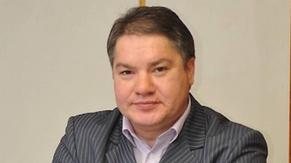 Управляющий директор АО «Научно-исследовательского института электронных приборов» (НИИЭП) Амир Алямов