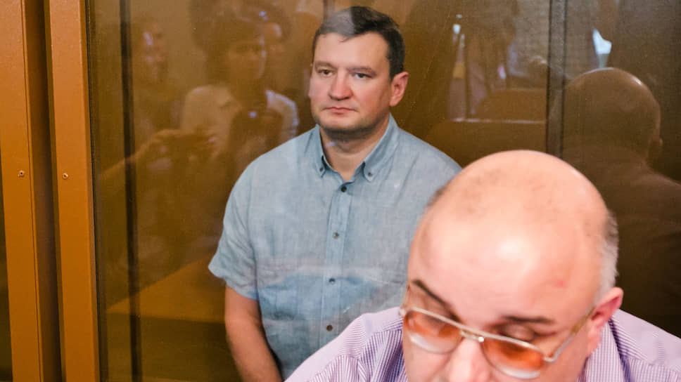 Бывший глава Оренбурга Евгений Арапов