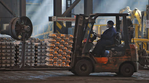 «Русал» получил убыток в первом полугодии  / Компания страдает от низких цен на алюминий