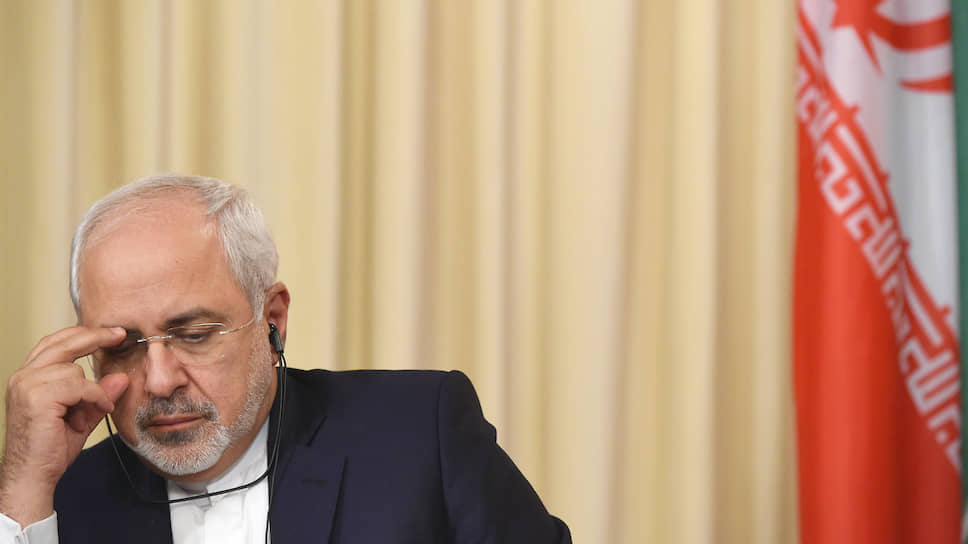 Глава МИД Ирана Мохаммад Джавад Зариф о выходе США из СВПД