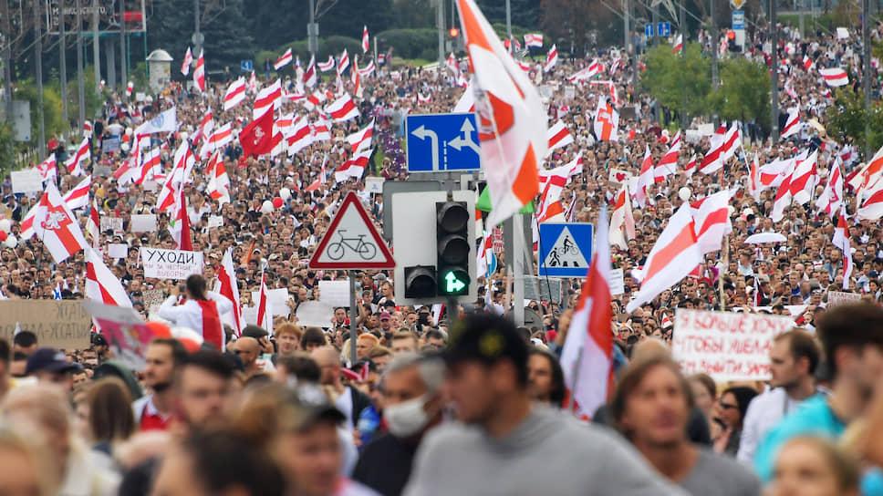 Последние данные по ситуации в Белоруссии
