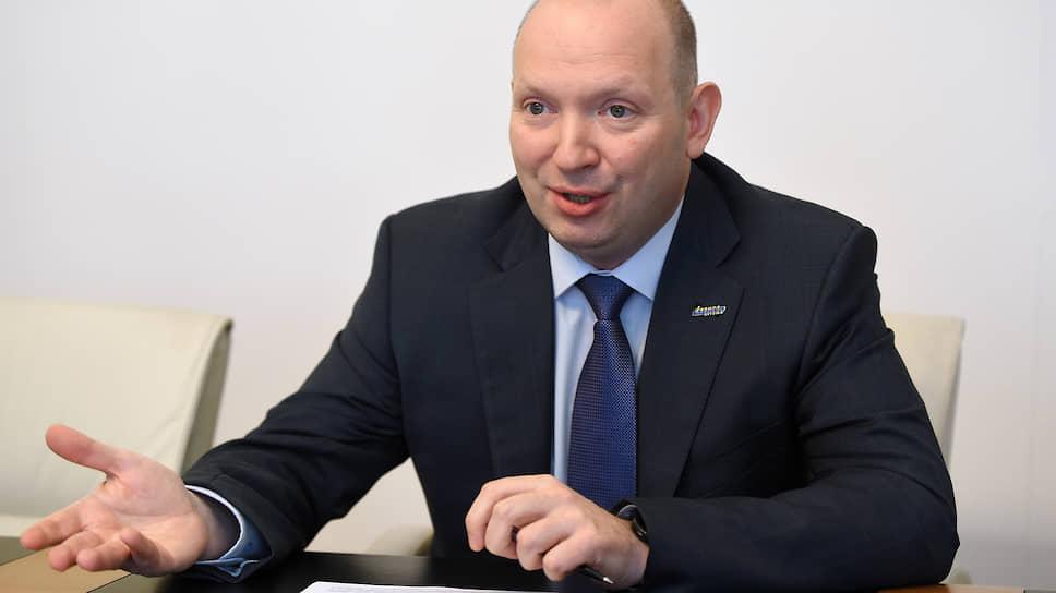 Бывший гендиректор корпорации «ВСМПО-Ависме» Михаил Воеводин