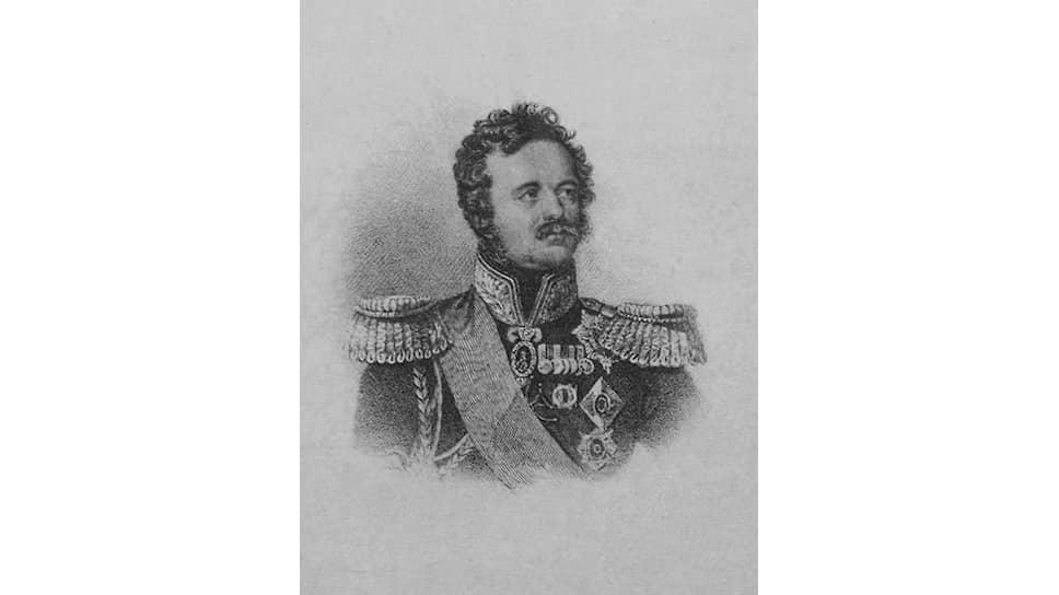 «У нас в России князь Паскевич первым признал полезным иметь в войсках припасы в консервированном виде»