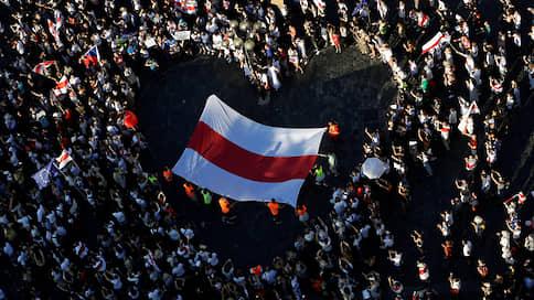 Акции солидарности с белорусами