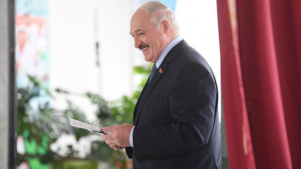 Грузинские власти не спешат поздравлять Александра Лукашенко / Но внимательно следят за событиями в Белоруссии
