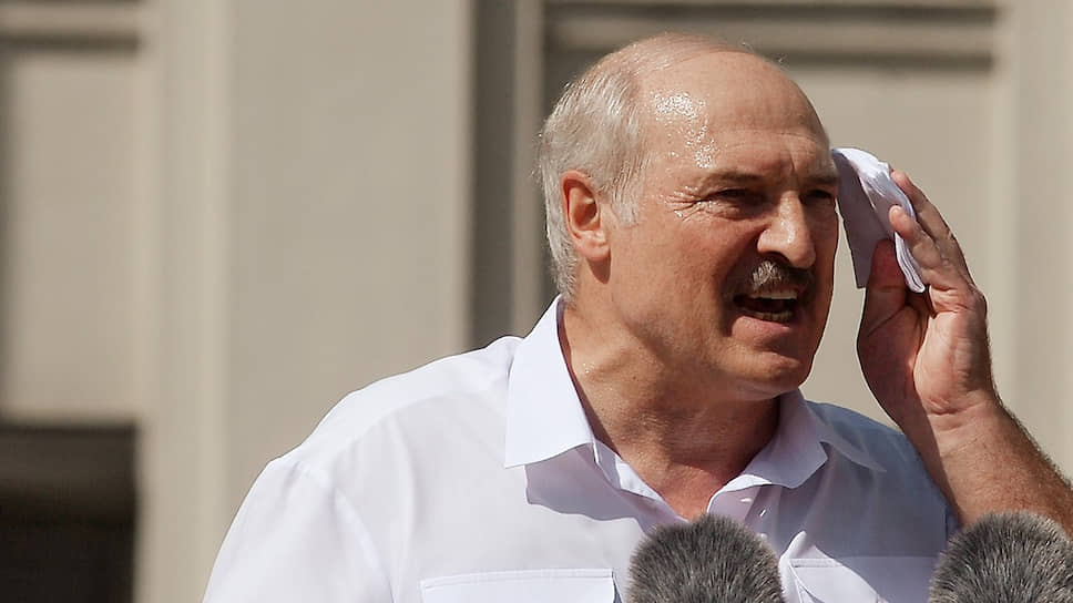 Александр Лукашенко переживал худший кошмар Владимира Путина» – Мир –  Коммерсантъ
