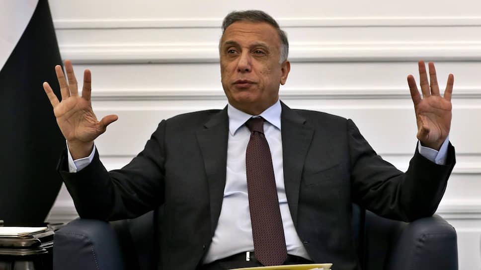 Премьер-министр Ирака Мустафа Каземи стремится и дальше сохранять баланс между Вашингтоном и Тегераном