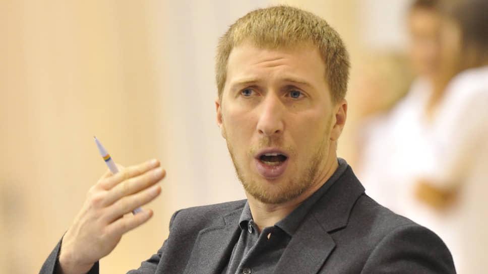 Баскетбольный функционер Эдуард Сандлер