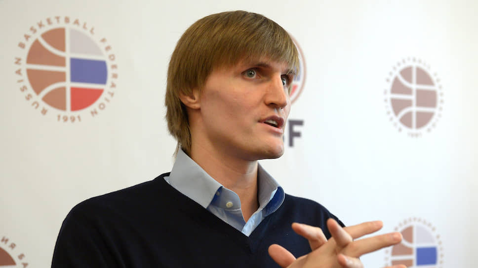 Действующий глава РФБ Андрей Кириленко