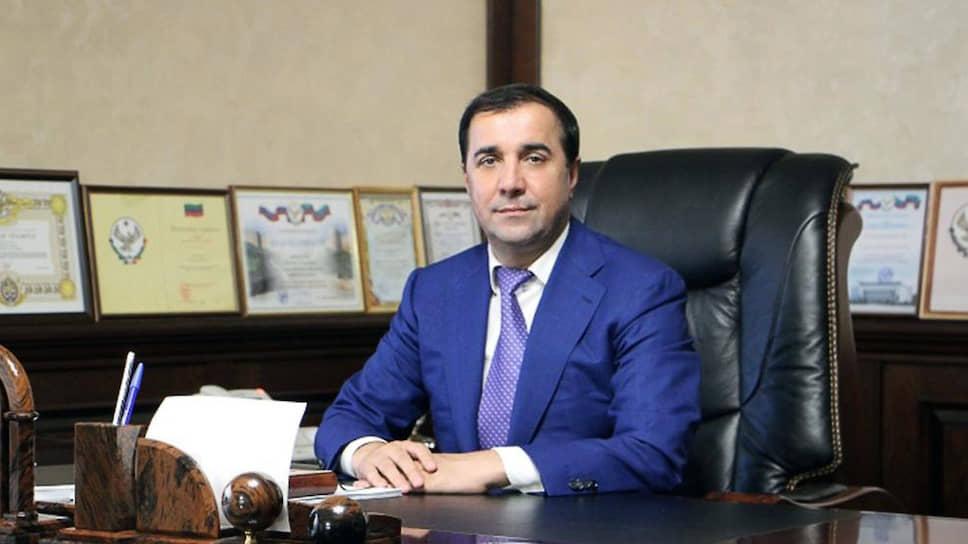 Бывший глава Дербентского района Дагестана Магомед Джелилов