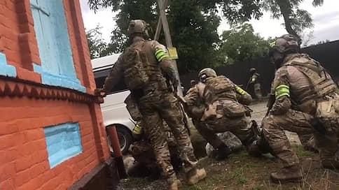Дом с боевиками взяли с боем  / В результате спецоперации в Ингушетии ликвидированы трое последователей ИГ
