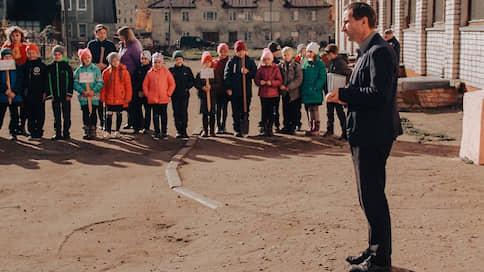 Несогласного единоросса уволили из школы  / Сергей Погодин выступил против строительства мусорного полигона в Тверской области