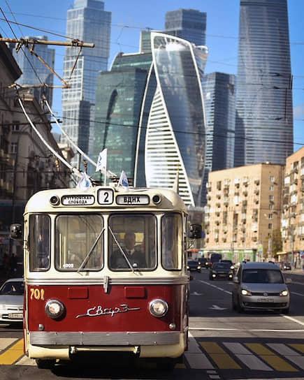 25 августа 2020 года «Мосгортранс» сообщил, что все троллейбусные маршруты в Москве ликвидированы и заменены на электробусные. «В знак уважения» мэрия оставила один маршрут, по которому будут ходить два ретротроллейбуса