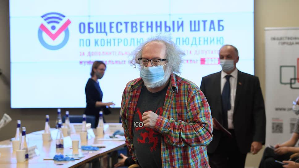 Зампред Общественной палаты Алексей Венедиктов
