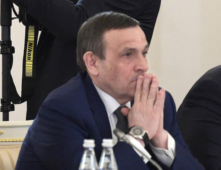 Глава Марий Эл Александр Евстифеев