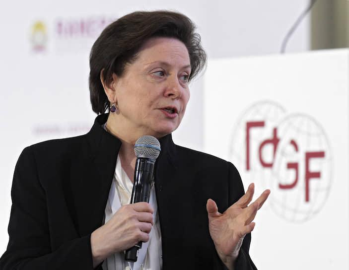 Губернатор Ханты-Мансийского автономного округа Югры Наталья Комарова